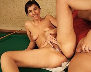 Hot Mature Creampie Porn Pictures