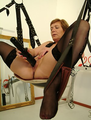 Hot Mature BDSM Porn Pictures