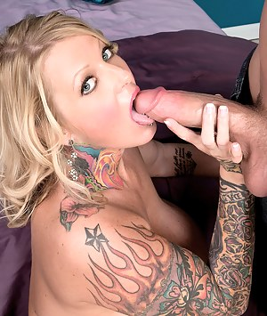Hot Inked Mature Porn Pictures