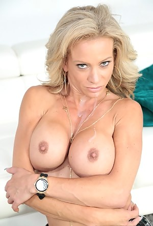Hot Mature Fake Tits Porn Pictures