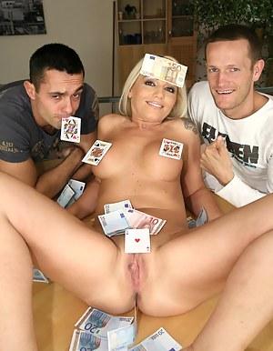 Hot Mature Money Porn Pictures