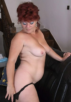 Hot Mature Redhead Porn Pictures